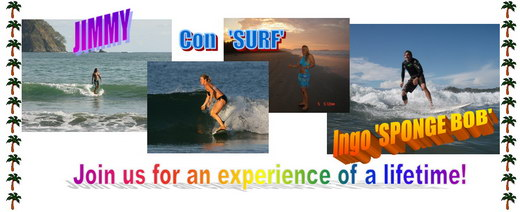Surfing Instructors